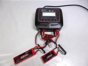 器 リポ バッテリー 充電