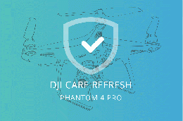 Phantom 4 Pro用DJI Care Refresh