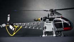 Walkera 4F200LM Helicopter (Silver Edition) MODE 1