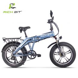 Rich Bit Smart eBike TOP016 (ブルー)次世代Smart eBike