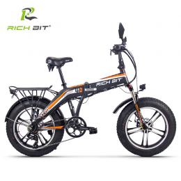 Rich Bit Smart eBike Top016 (オレンジ)次世代Smart eBike