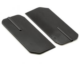 Plastic Flybar Paddles R7