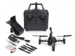 LIVE CAM DRONE ASSEMBLY KIT DX (送信機付) (MODE1)
