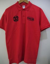 [数量限定]2019 Hobby Show Futaba Polo-Shirt RED (L)
