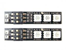 Multi Color LED Board(2pcs)