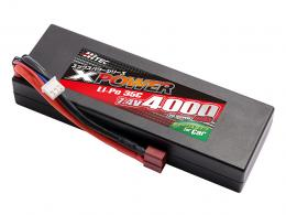 Li-Po 7.4V 4000mAh 35C(for Car)