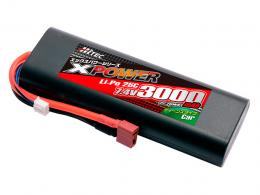 Li-Po 7.4V 3000mAh 25C(for Car)