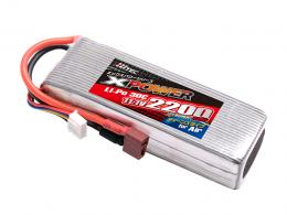 Li-Po 11.1V 2200mAh 30C(for Air)