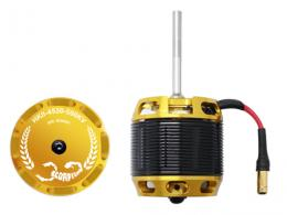 HKII-4530-500kv Motor(6mm 55mm) Limited Edition