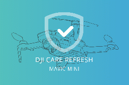 Mavic Mini用DJI Care Refresh