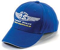 FLIGHT STAFF CAP メッシュ (BLUE)